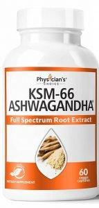 Physicians Choice KMS-66 Ashwagandha