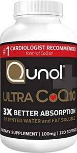 Best CoQ10 Supplement