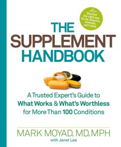 The best book on supplements